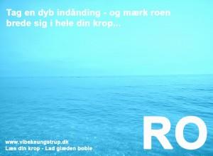 Hold fast i roen - forlæng sommeren | Ro Clairvoyant & NLP Terapeut Vibeke Ungstrup Hillerød og Helsinge